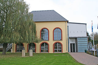 Commune in Echternach, Luxembourg