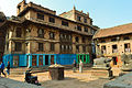 Traditional Nepali building (12679427605).jpg