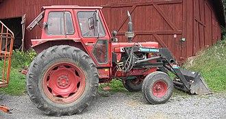 Volvo Construction Equipment - Volvo BM tractor