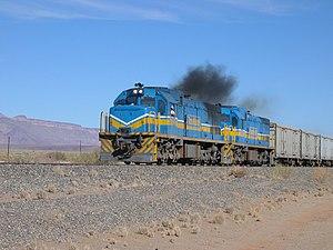 TransNamib - Image: Trans Namib Lok 01