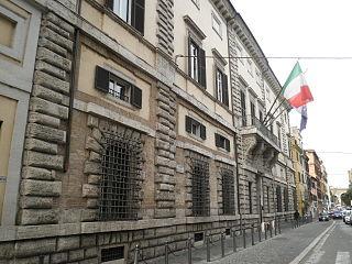 Palazzo Salviati (Rome) building in Rome