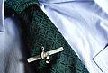 Treble clef tie clip.JPG