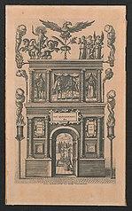 Triomfboog van de Antwerpse magistratuur