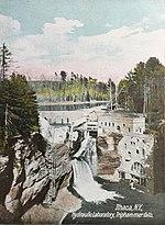 Triphammer Falls postcard pre-1907.jpg