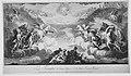 Triumph of Saint Ignatius and Saint Francis Xavier (Le Triomphe de Saint Ignace et de Saint François Xavier qui est au Collége de Louis le Grand...Paris) MET MM92614.jpg