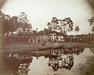 Livorno, Suriname Resort in Paramaribo District, Suriname