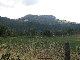 Le truc de Saint-Bonnet-de-Chirac (942 m)