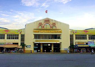 Rạch Giá - Trung tâm thương mại Rạch Giá