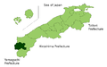 Tsuwano in Shimane Prefecture.png