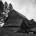 Tučmanov marof (gospodarsko poslopje) z druge strani, Spodnji Brezen 1963.jpg