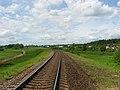 TukumsII-Jelgava line near TukumsII station (35270872125).jpg