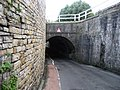 Tunnel under Canal at Kildwick - geograph.org.uk - 682127.jpg