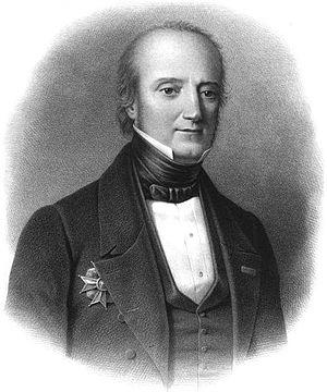Jean Tupinier - Portrait from Panthéon des illustrations françaises au XIXe siècle, c.1865