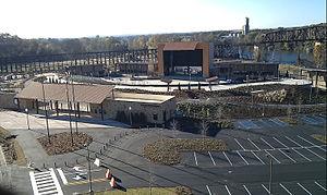 Tuscaloosa Amphitheater - Image: Tuscaloosa Amphitheater