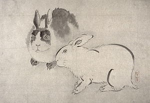 Two Rabbits (Kobi)