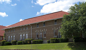 Carnegie Public Library (Tyler, Texas) - Tyler Carnegie Library