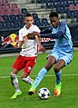 UEFA Youth League FC Salzburg gegen Manchester City FC ( 8. Februar 2017) 63.jpg