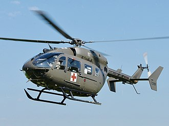 Eurocopter UH-72 Lakota - A Nebraska Army National Guard Lakota, participating in exercise PATRIOT North 2016
