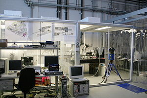 UK Astronomy Technology Centre - Image: UK ATC lab 2