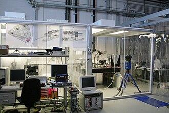 UK Astronomy Technology Centre - Image: UK ATC lab 2