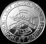 Insignia de la Guardia de Honor de la USAF.png
