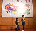 USAID supports celebration of IDAHOT Day 2014 in Hanoi (14196316605).jpg