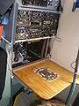USCG Lockheed HC-130H 1704 navigator's station.JPG