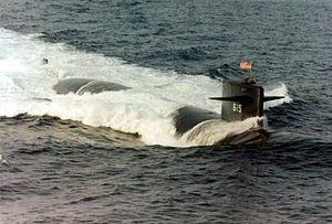 USS Gato (SSN-615) Navy Photo