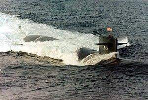 USS Gato (SSN-615) 2