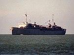 USS L.Y. Spear (AS-36) in Chesapeake Bay 1995.JPEG