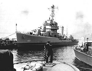USS Maddox (DD-622)