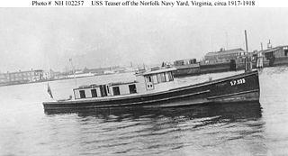 USS <i>Teaser</i> (SP-933)