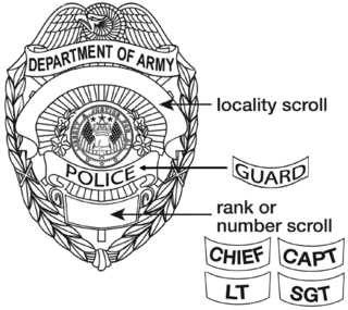 Department of the Army Civilian Police