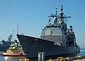 US Navy 070930-N-4007G-005 Guided-missile cruiers USS Princeton (DDG 59) prepares to moor at Naval Station San Diego.jpg