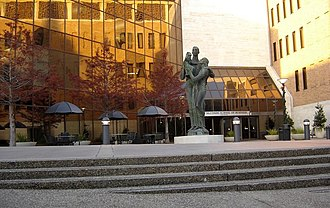 McCombs School of Business - Graduate School of Business Building