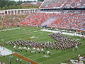 UVa Marching Band V Scott Stadium 2007.jpg
