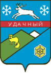 Udachny coat of arms.png