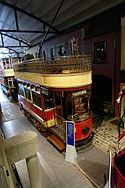 Ulster Transport Museum, Cultra, Road Transport Gallery 13.jpg