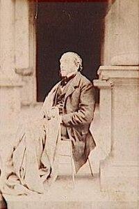 Undated and anonymous photograph of Charles de Beauvau, Prince of Beauvau (1793-1864).jpg
