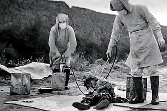 Biological warfare - U.S. authorities granted Unit 731 officials immunity from prosecution in return for access to their research.