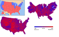 United States 2004 election maps.png