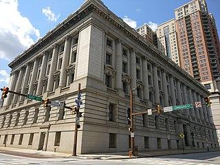 United States Custom House (Baltimore) United States historic place
