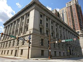United States Custom House (Baltimore) - Baltimore Custom House