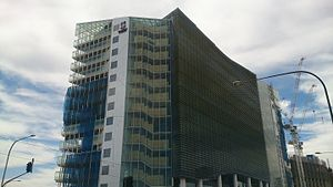 University of Adelaide Health Innovation Building
