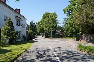 Stonnall - Upper Stonnall.