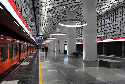 hastighet dating Metro röd linje