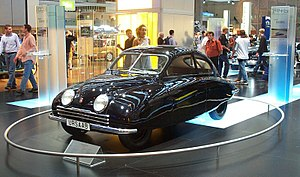 Saab Automobile - Ursaab, the prototype for the Saab 92 – Saab's first automobile
