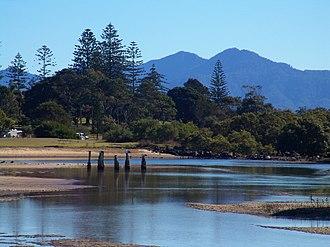 Urunga, New South Wales - Image: Urunga 1