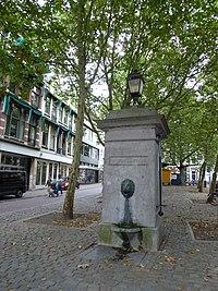 Utrecht Rijksmonument 36356 Pomp Mariaplaats (en kantoor Wikimedia NL).JPG