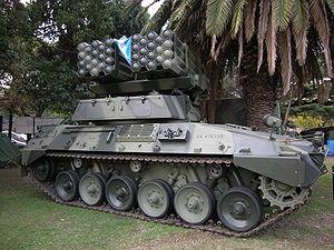 armamento del ejercito argentino